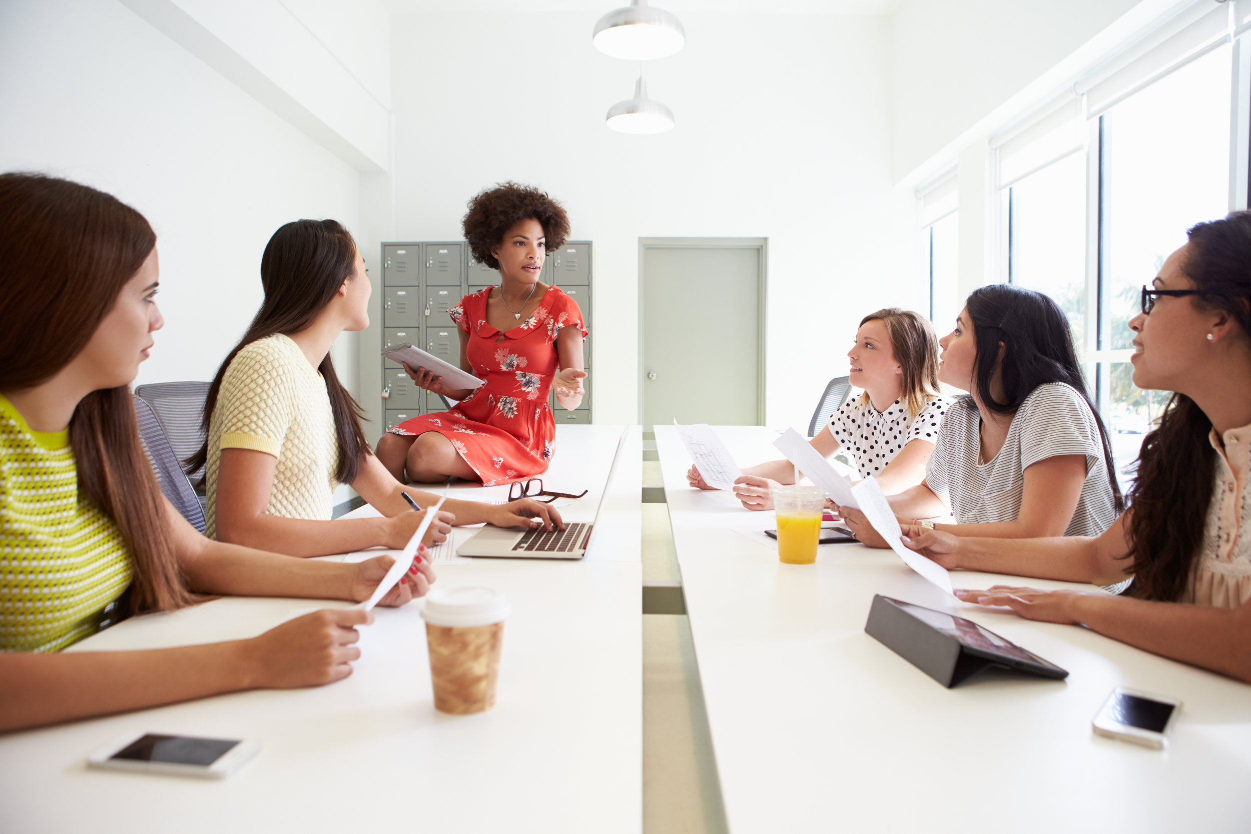Women-Working-Together